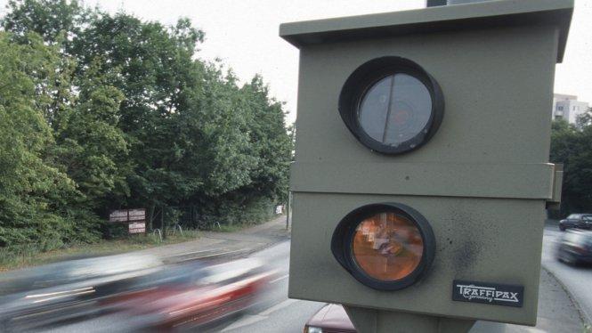 Ranking: los 25 radares que más multan ponen