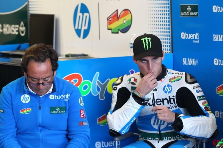 Sito Pons quiere entrar en MotoGP 2017 ¡con Pol Espargaró!