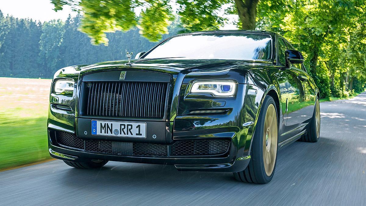 Prueba: Spofec Rolls-Royce Ghost