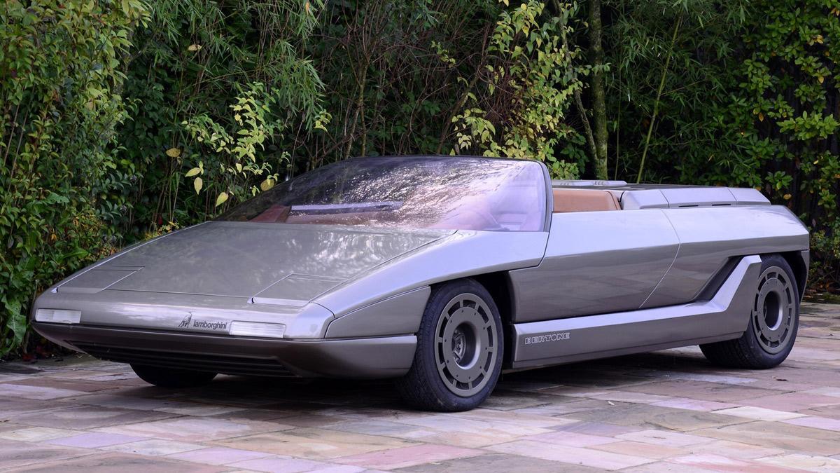 prototipos abandonados Lamborghini Athon