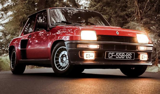 Vídeo: este señor conduce a diario un Renault 5 Turbo 2