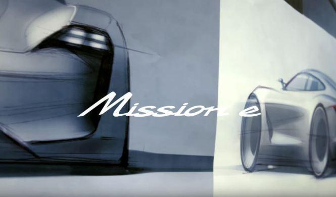 Vídeo: cómo fue creado el Porsche Mission E