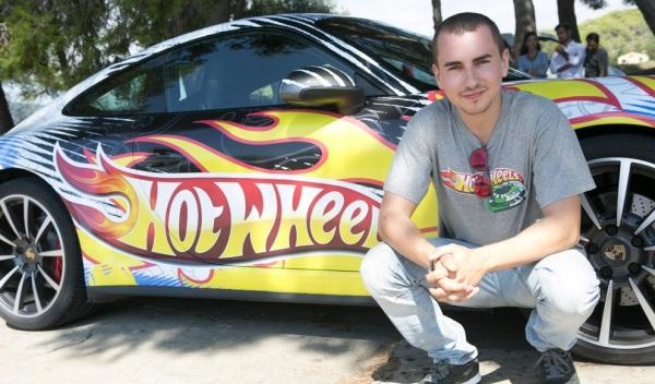 Jorge Lorenzo Hot Wheels