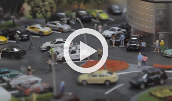 La colección de coches de juguete más grande del mundo