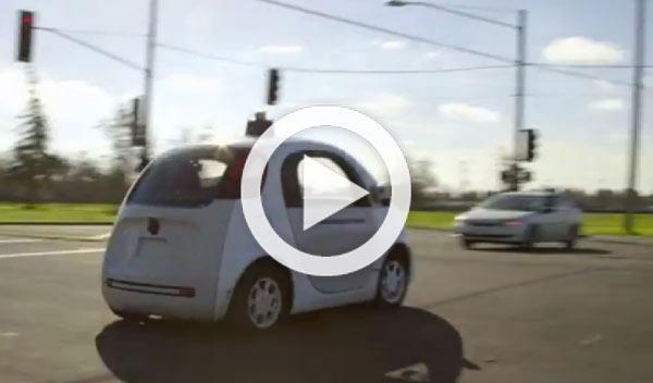 El coche autónomo de Google, listo para este verano