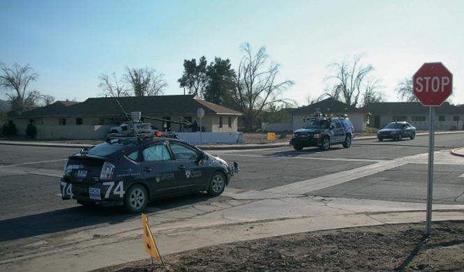 Primer accidente con heridos de un coche autónomo de Google
