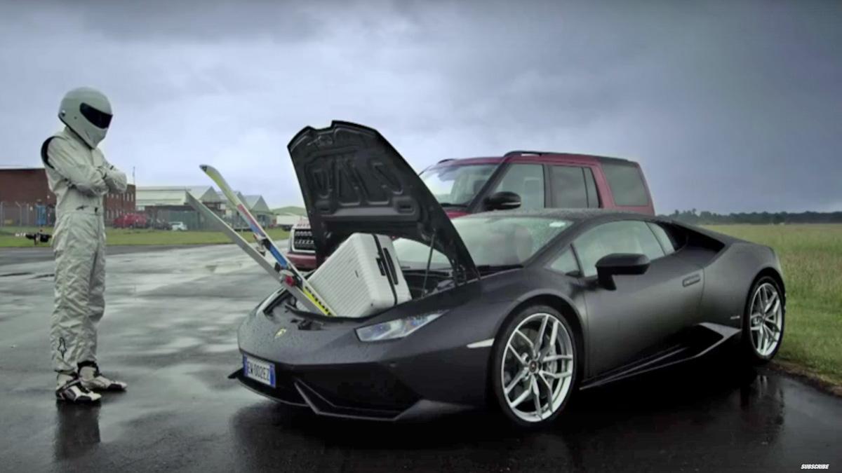 Stig ha vuelto: ¡La nueva Top Gear ya calienta motores!