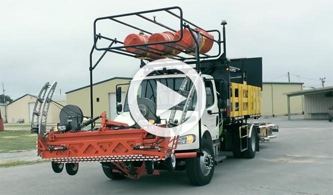 Este camión autónomo ayudará a construir autopistas