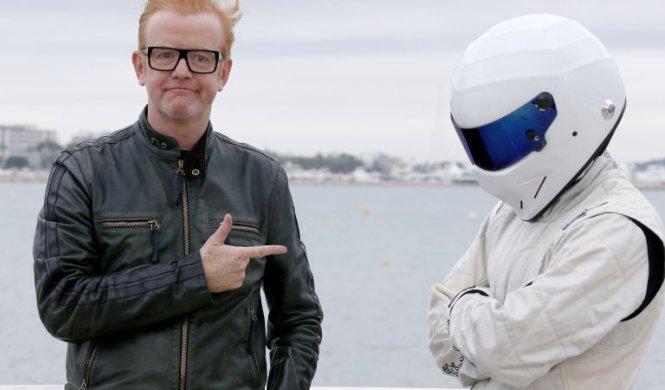 ¿Nubes de tormenta sobre el Top Gear de Chris Evans?