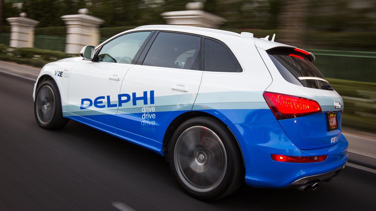 vista coche delphi
