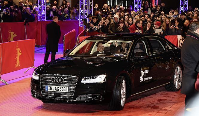 Audi autónomo Festival de Cine Berlinale