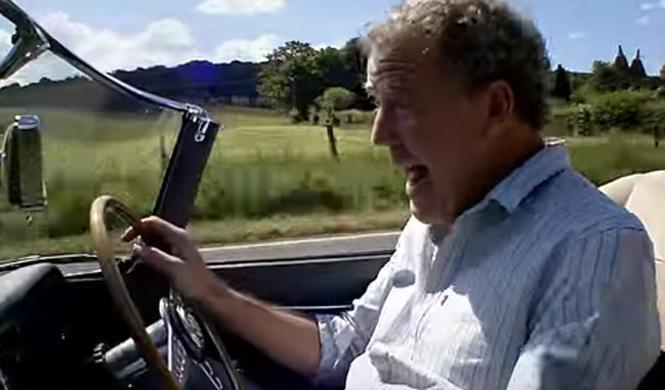 El único coche que ha dejado sin palabras a Jeremy Clarkson