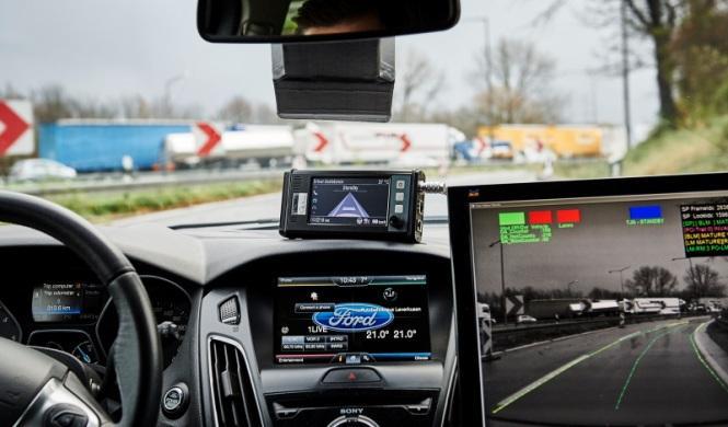El país que da luz verde a las pruebas con coches autónomos