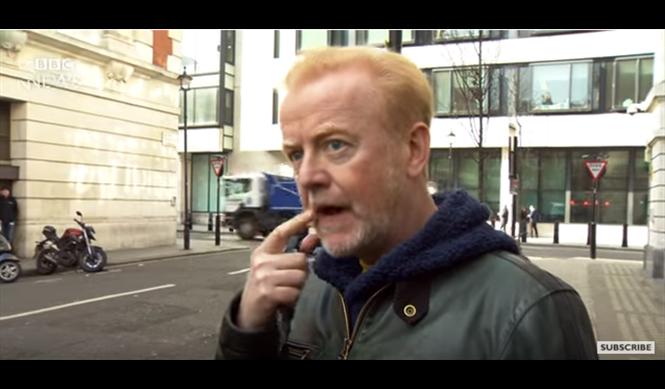 Chris Evans solo trabaja 4 horas al día en 'Top Gear'