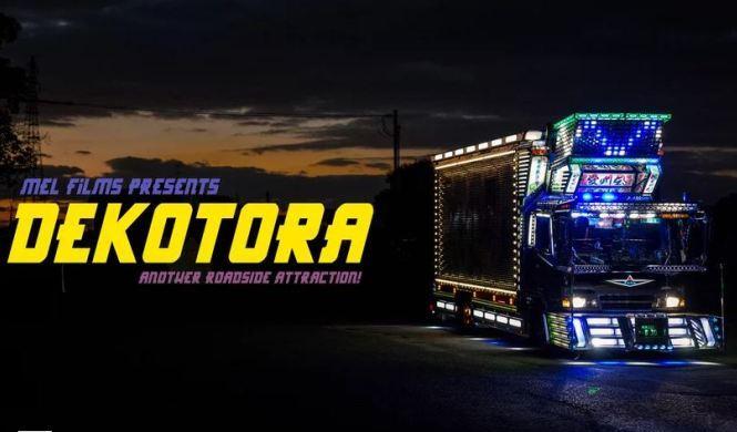 'Dekotora': la nueva moda para los camiones japoneses