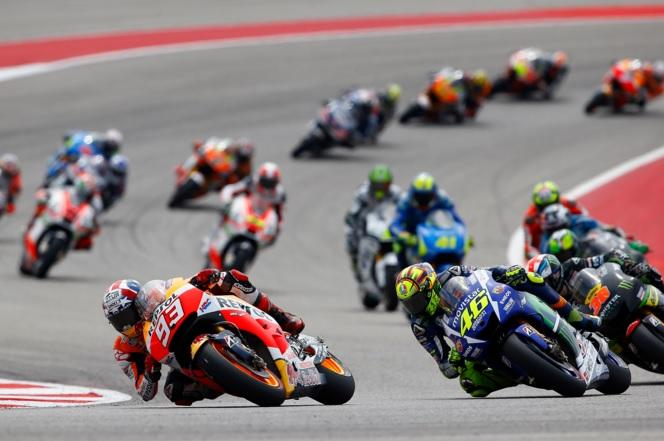 Los horarios de MotoGP, Austin 2016