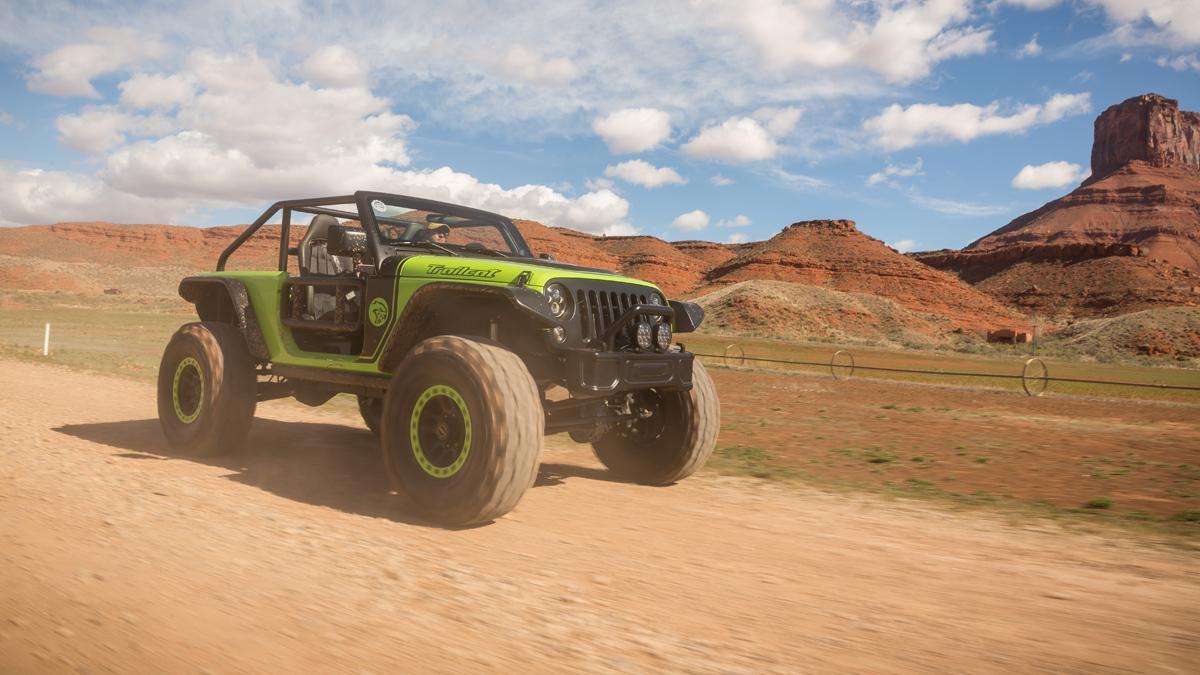 Prueba Jeep Trailcat