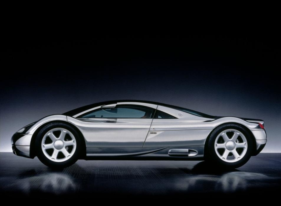 Audi Avus quattro concept, en la Techno Classica