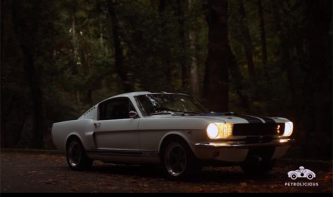 El Ford Mustang de Petrolicious te dejará embobado
