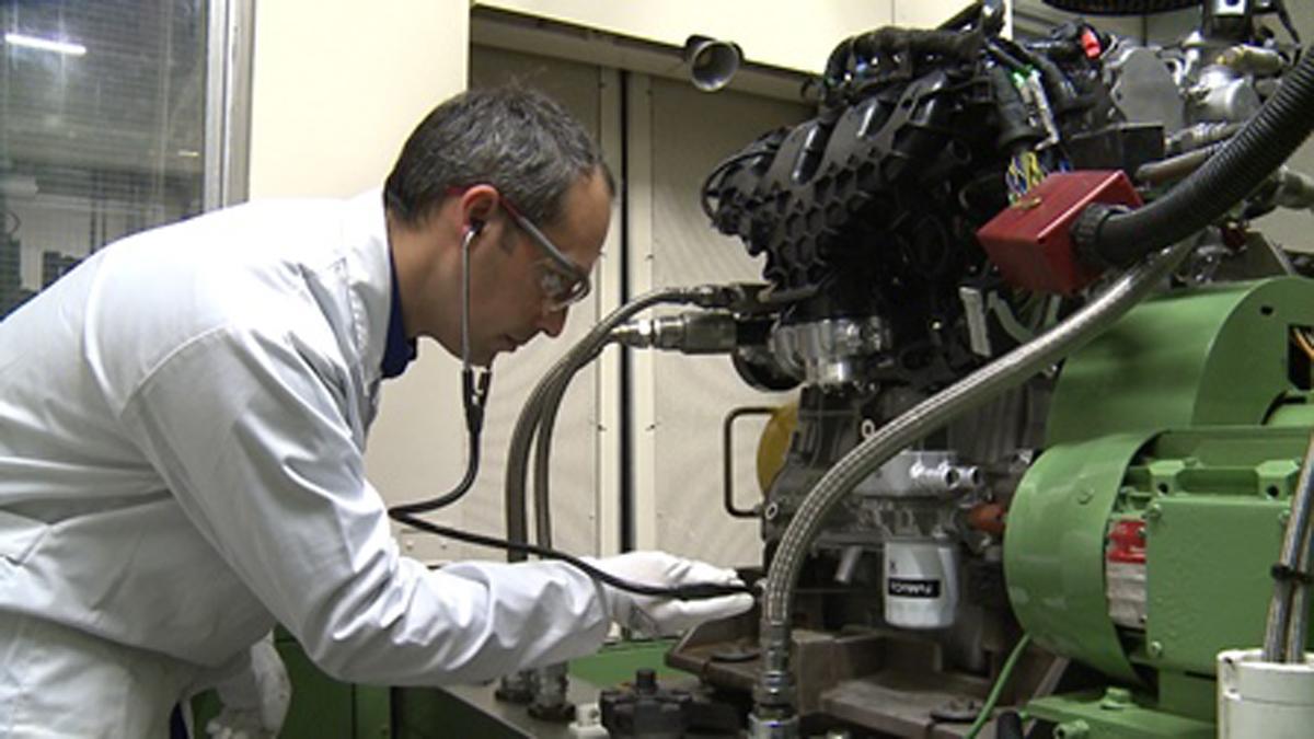 escuchadores motores ford propulsor