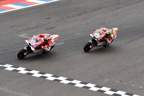 Las alas en MotoGP, un peligro para los pilotos