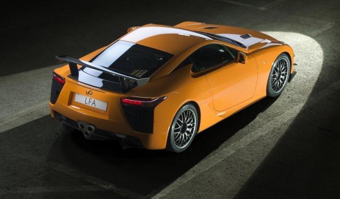 El próximo Lexus LFA podría tener 800 CV