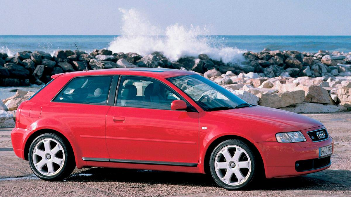 Audi S3 I