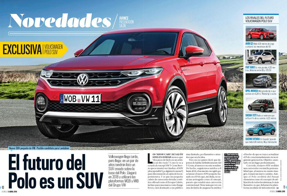 Fotos revista Auto Bild 504