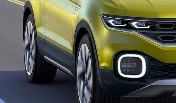 El SUV basado en el Volkswagen Polo podría ser así