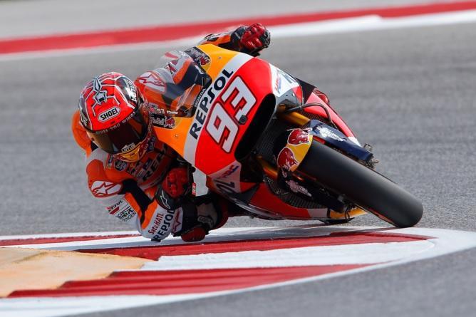 Clasificación MotoGP Austin 2016: Márquez cumple el guion