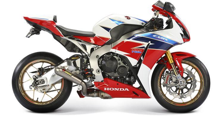 Honda CBR1000RR SP TT Edition: homenaje a John McGuinness