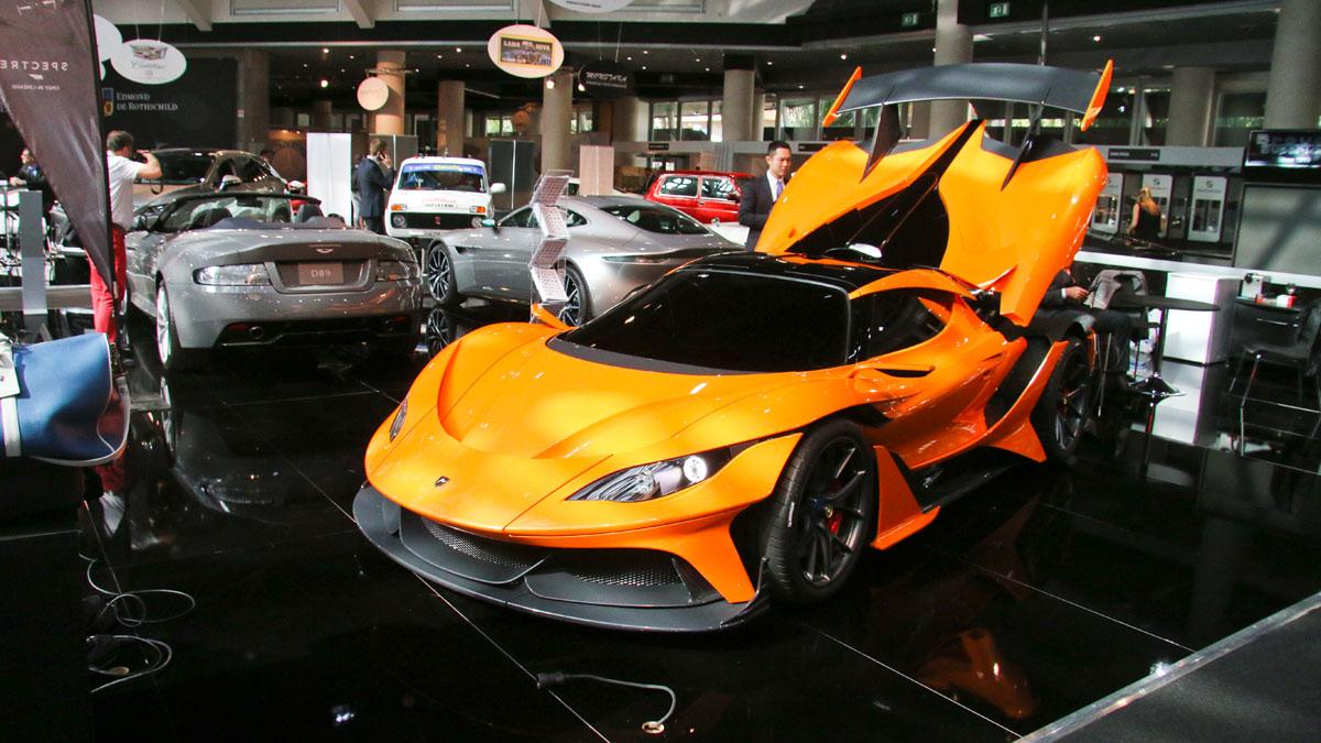 Top Marques 2016 Gumpert Arrow