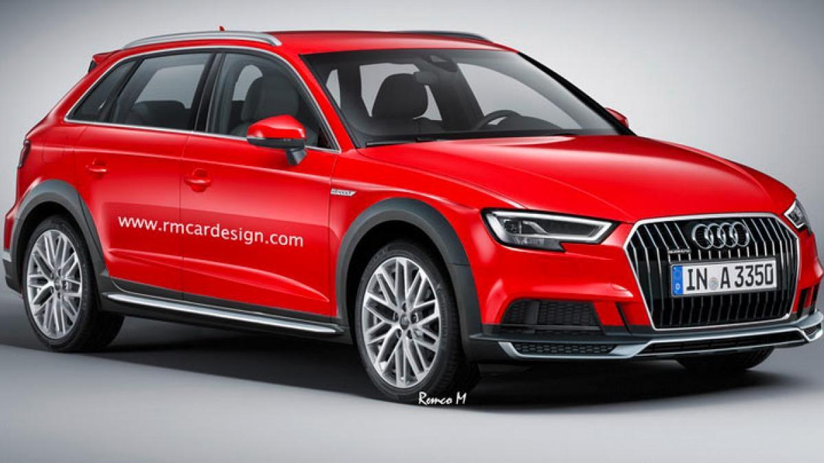 Audi A3 allroad quattro