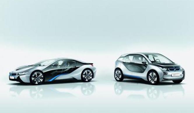 Las ventas de eléctricos BMW se hunden