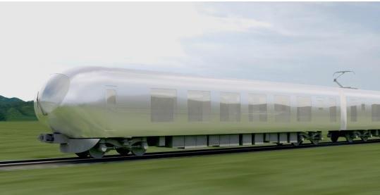 ¡Alucina! Japón tendrá trenes invisibles en 2018