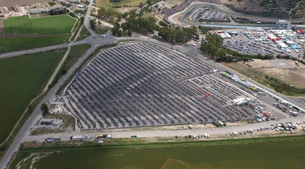 MotoGP Jerez 2016: todos los radares hasta el circuito