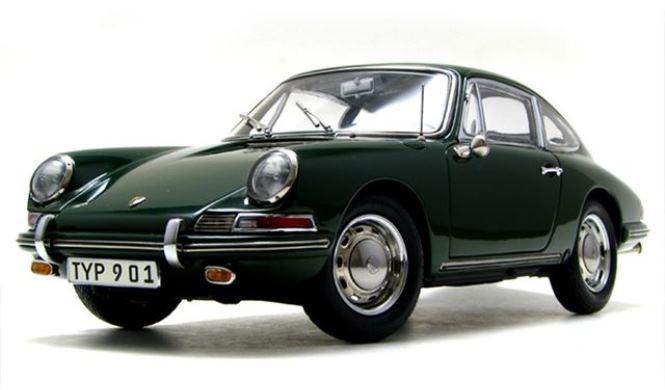 La historia de por qué Porsche eligió el nombre 911