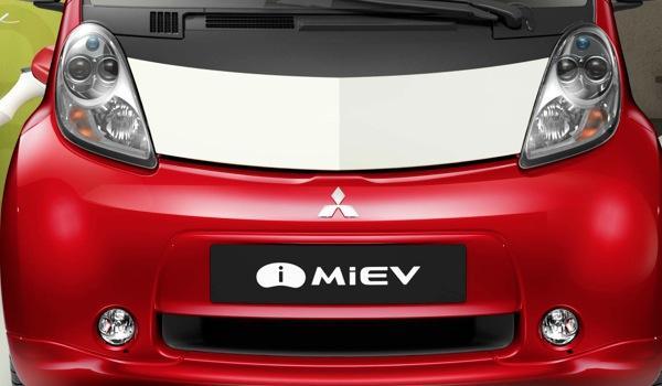 Mitsubishi también manipuló datos de un coche eléctrico