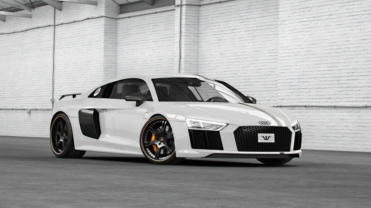 Audi R8 V10 Plus by Wheelsandmore