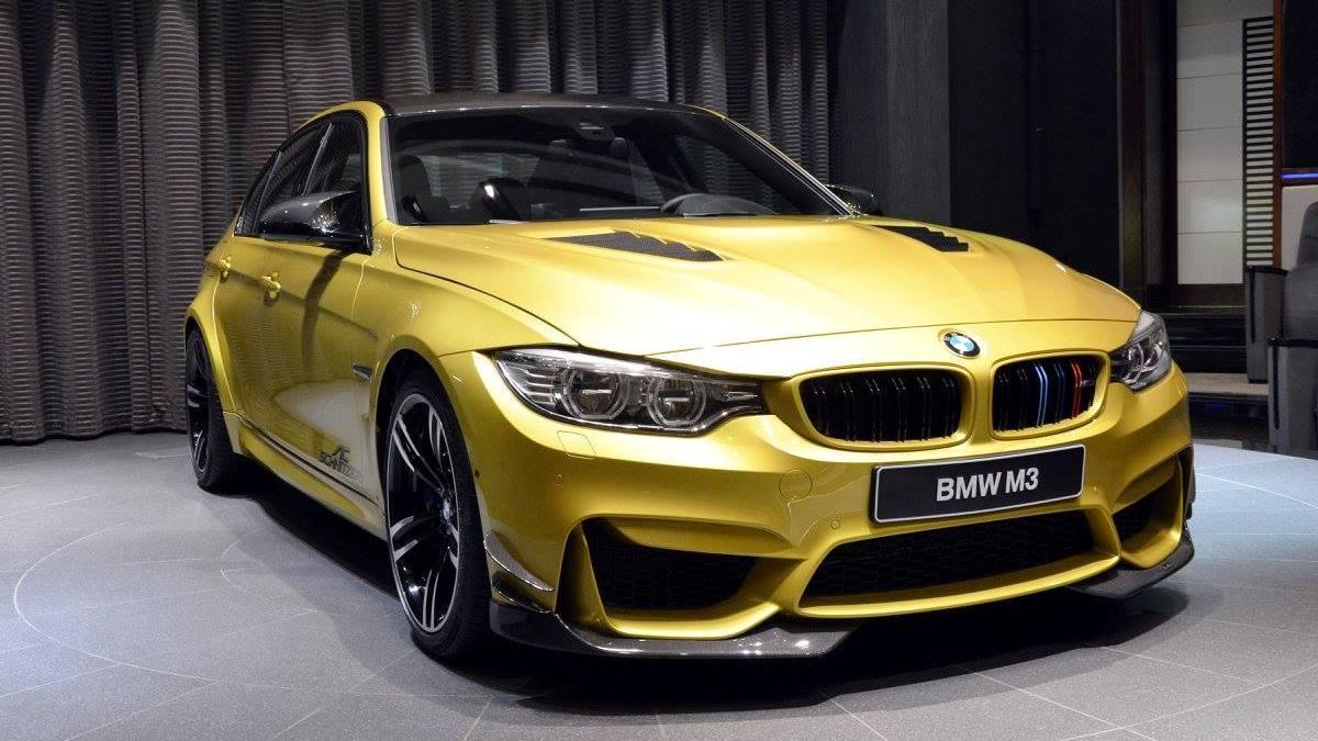 BMW M3 M Performance, AC Schnitzer, Manhart