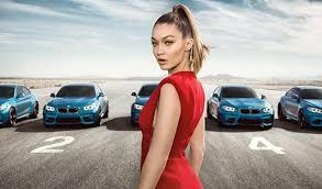 ¿Qué BMW conduce Gigi Hadid? A ver si lo adivinas