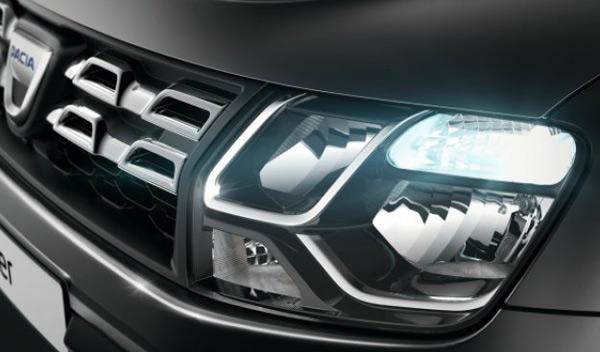 Dacia Duster 2017: nuevas imágenes
