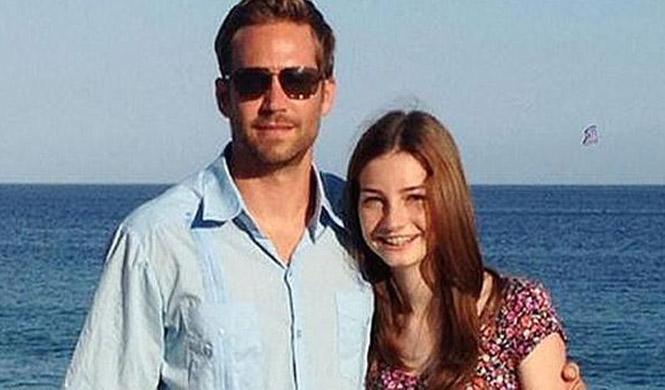 La millonaria 'herencia' de la hija de Paul Walker