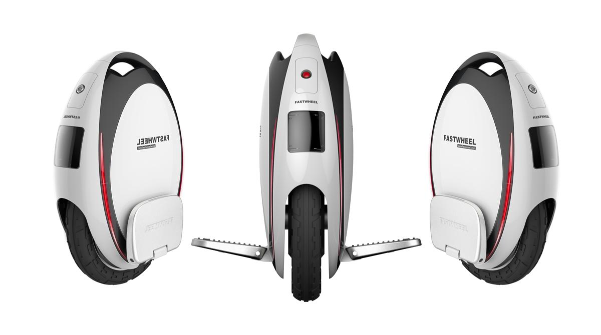monociclo electrico fastwheel 120 minutos carga