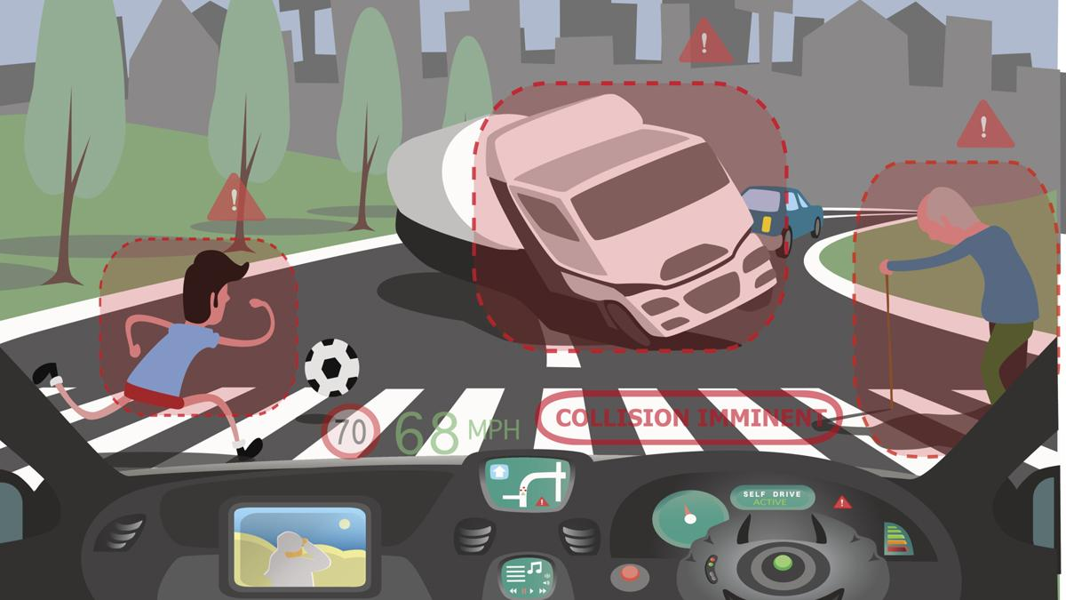 El ISIS podría estar ideando atentados con coches autónomos