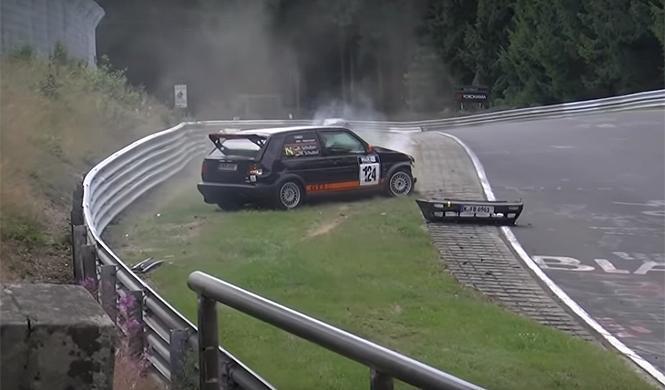 Vídeo: Nürburgring, el azote de los tracción delantera