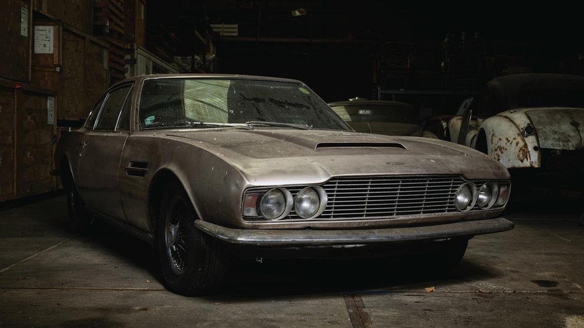 subasta Aston Martin DBS 1968