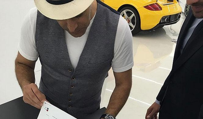 Un multimillonario se 'diseña' su Pagani Huayra