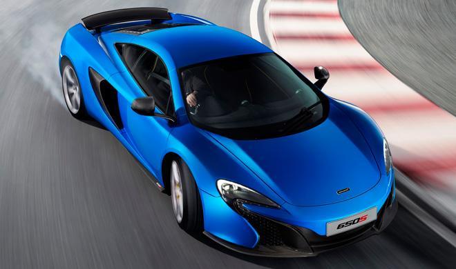 Estrella su McLaren 650S 10 minutos después de comprárselo
