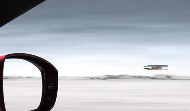 Un GT-R contra una bala, el último reto para 'Gozdilla'